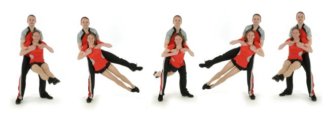 Rnr on Simple Dance Moves For Beginners